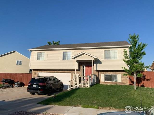 3406 Windmill Ct, Evans, CO 80620 (MLS #943093) :: 8z Real Estate