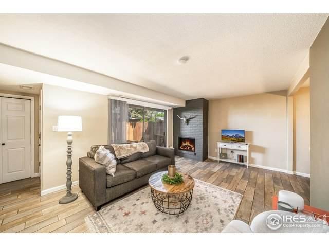 7995 E Mississippi Ave #4, Denver, CO 80247 (MLS #943100) :: 8z Real Estate