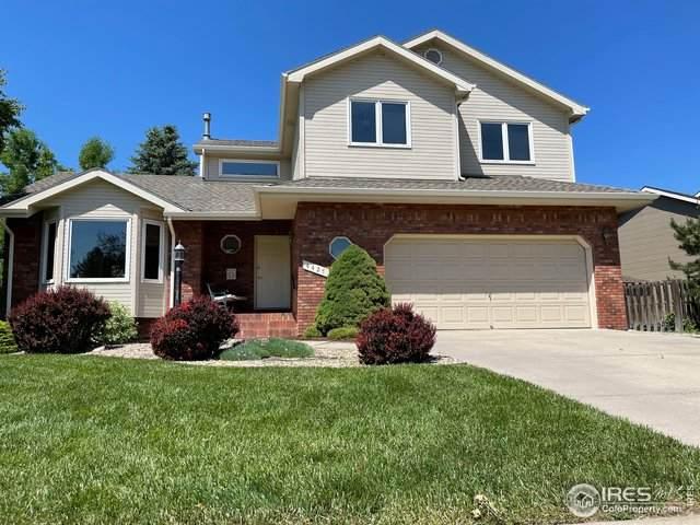 4427 Craig Dr, Fort Collins, CO 80526 (MLS #943101) :: Kittle Real Estate