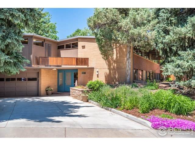 405 13th St, Boulder, CO 80302 (MLS #943119) :: Wheelhouse Realty