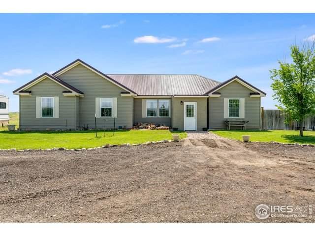 10485 County Road 110, Carr, CO 80612 (MLS #943120) :: Wheelhouse Realty