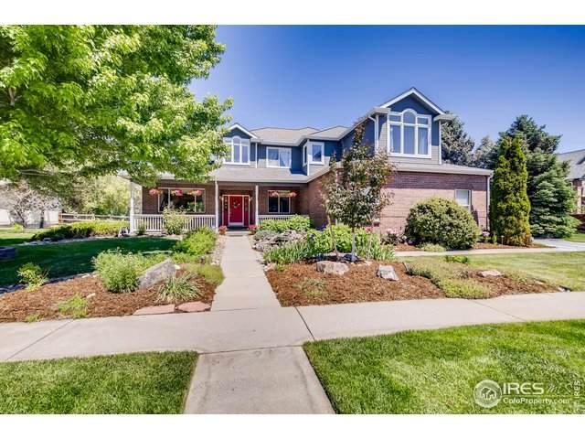 1912 Creekside Dr, Longmont, CO 80504 (MLS #943121) :: Kittle Real Estate