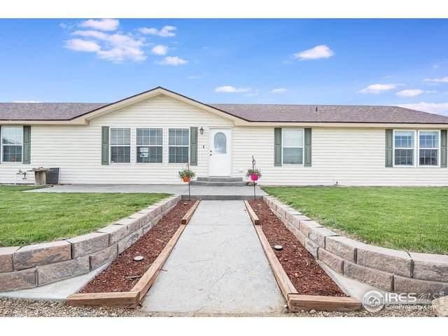 30859 County Road 50, Kersey, CO 80644 (MLS #943130) :: Wheelhouse Realty