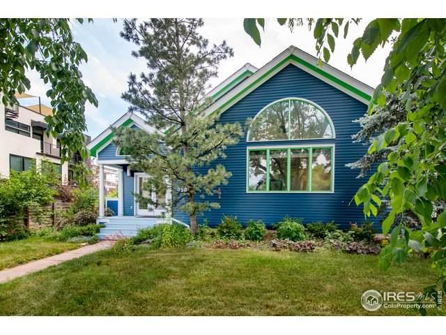 358 Arapahoe Ave, Boulder, CO 80302 (MLS #943131) :: Wheelhouse Realty