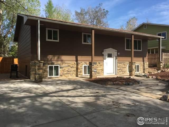 224 N Roosevelt Ave, Fort Collins, CO 80521 (MLS #943132) :: Kittle Real Estate
