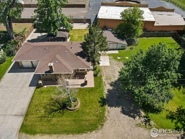 5502 Wild Ln, Loveland, CO 80538 (MLS #943136) :: Wheelhouse Realty