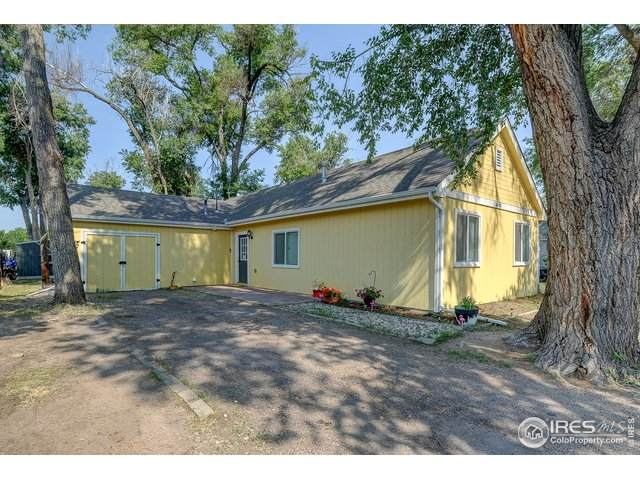 3807 Central St, Evans, CO 80620 (#943144) :: The Griffith Home Team