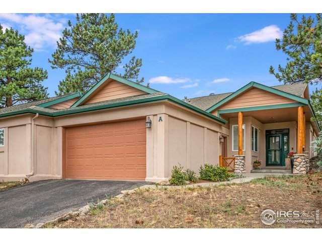 315 Big Horn Dr, Estes Park, CO 80517 (#943150) :: The Griffith Home Team