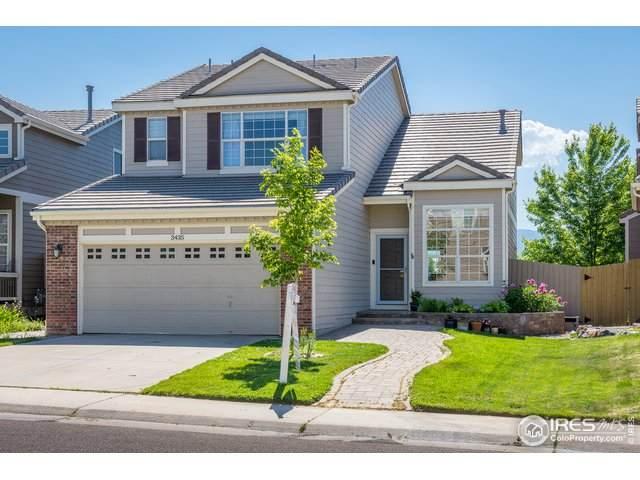 3435 Castle Peak Ave, Superior, CO 80027 (MLS #943157) :: RE/MAX Alliance