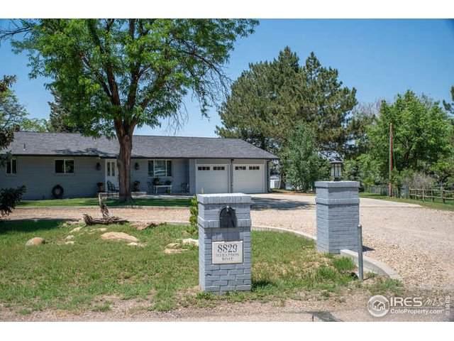 8829 Marathon Rd, Niwot, CO 80503 (MLS #943158) :: Kittle Real Estate
