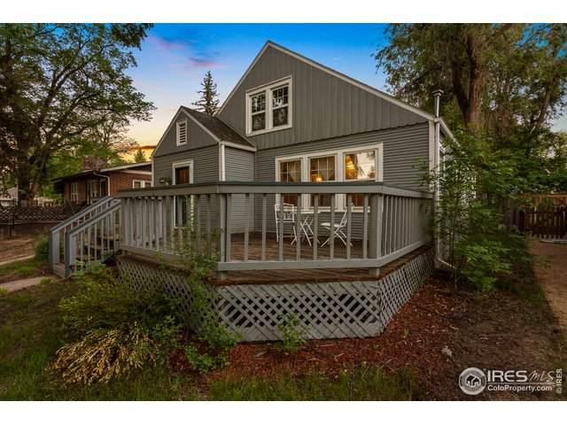 335 E Elizabeth St, Fort Collins, CO 80524 (MLS #943162) :: Kittle Real Estate