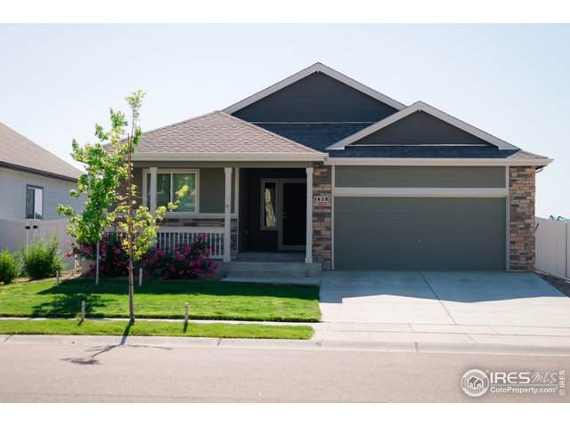 1020 Mt Oxford Ave, Severance, CO 80550 (#943168) :: The Griffith Home Team