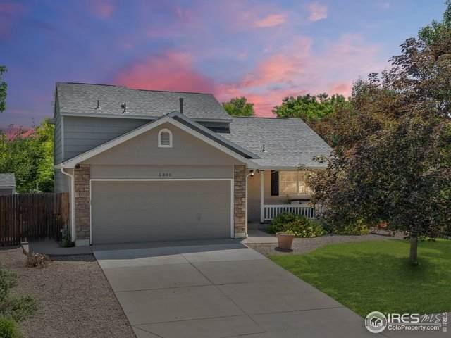 1306 Laurel Ct, Longmont, CO 80504 (MLS #943172) :: Colorado Home Finder Realty
