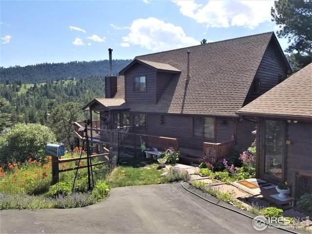 564 Copper Hill Rd, Glen Haven, CO 80532 (MLS #943176) :: Keller Williams Realty