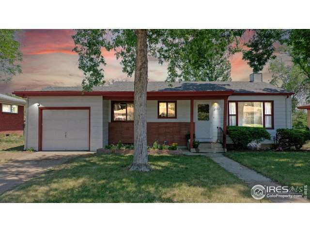 2512 13th Ave, Greeley, CO 80631 (#943186) :: Re/Max Structure