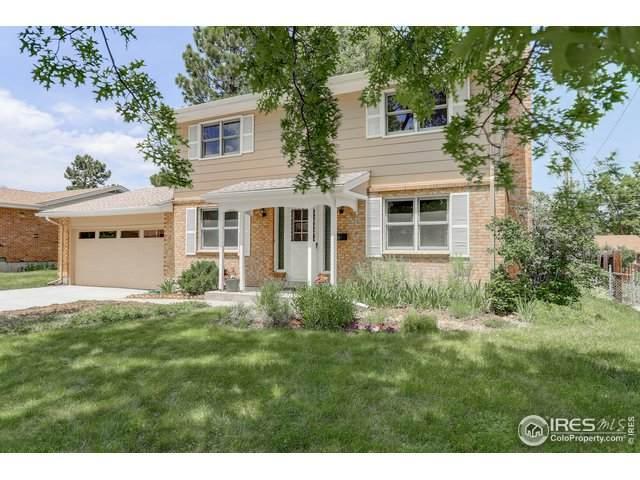 3605 Darley Ave, Boulder, CO 80305 (MLS #943195) :: Keller Williams Realty