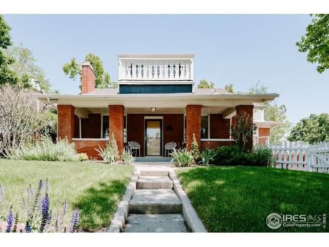 1341 Alpine Ave, Boulder, CO 80304 (MLS #943198) :: Keller Williams Realty