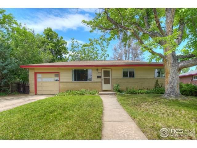 785 38th St, Boulder, CO 80303 (MLS #943199) :: Wheelhouse Realty