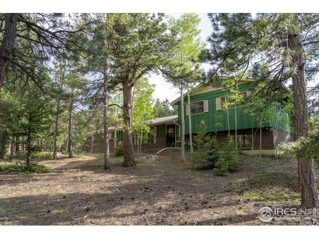 11865 Nob Way, Golden, CO 80403 (MLS #943207) :: 8z Real Estate