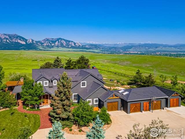 1205 Red Ash Ln, Boulder, CO 80303 (MLS #943210) :: Jenn Porter Group