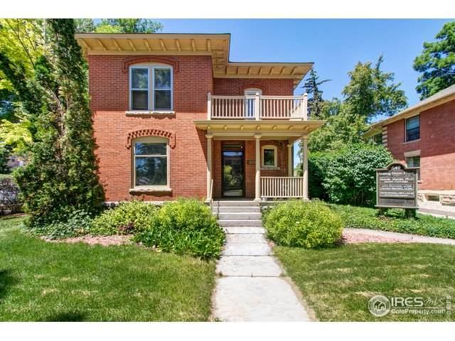 649 Remington St, Fort Collins, CO 80524 (MLS #943212) :: The Sam Biller Home Team