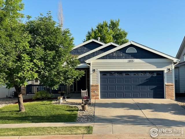 2252 Paonia St, Loveland, CO 80538 (MLS #943230) :: Tracy's Team