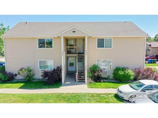 122 W 47th Pl #1, Loveland, CO 80538 (MLS #943233) :: Wheelhouse Realty