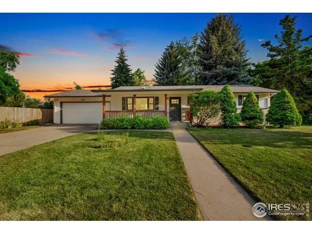 1705 W Lake St, Fort Collins, CO 80521 (MLS #943250) :: Wheelhouse Realty