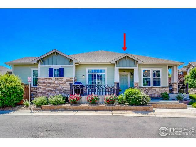 3751 W 136th Ave N1, Broomfield, CO 80023 (MLS #943255) :: 8z Real Estate
