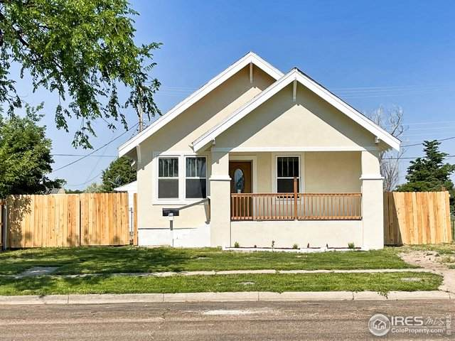433 Custer Ave, Akron, CO 80720 (MLS #943270) :: Jenn Porter Group