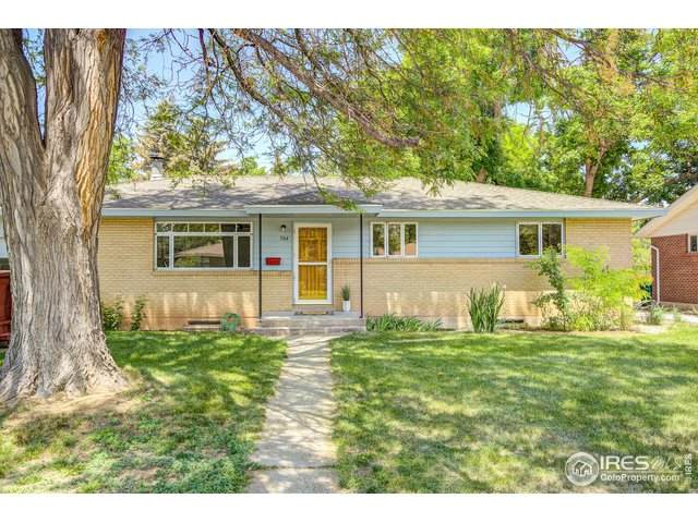 504 Columbia Rd, Fort Collins, CO 80525 (MLS #943281) :: Wheelhouse Realty