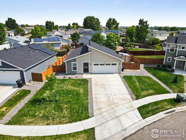 3011 Canvasback Ct, Evans, CO 80620 (#943286) :: The Griffith Home Team