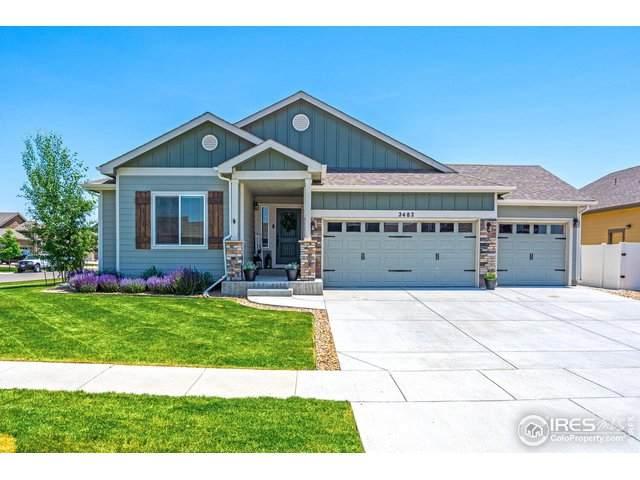 2482 Tabor St, Berthoud, CO 80513 (MLS #943290) :: 8z Real Estate