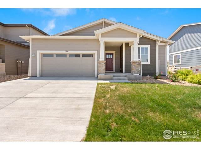 451 Stout St, Fort Collins, CO 80524 (MLS #943293) :: Wheelhouse Realty
