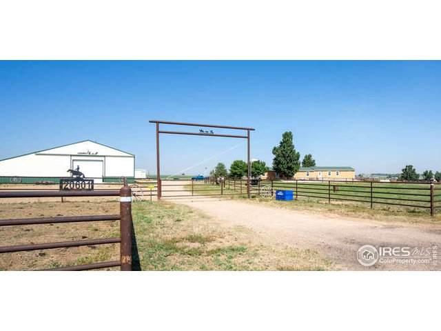 20601 County Road 53, Kersey, CO 80644 (MLS #943304) :: Wheelhouse Realty