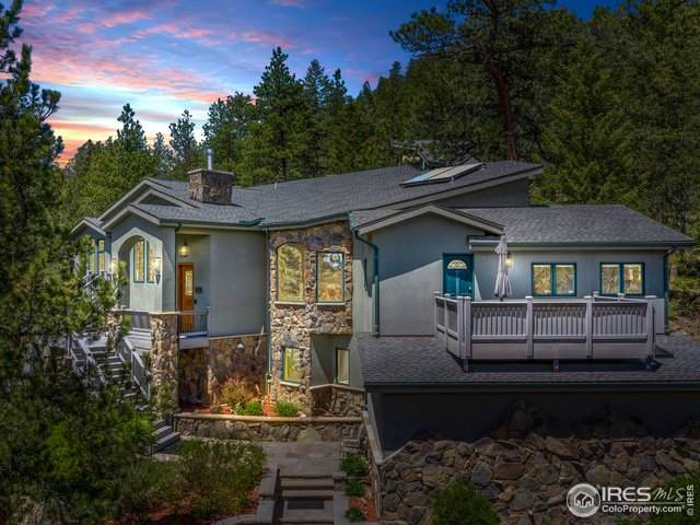 1059 Fox Creek Rd, Glen Haven, CO 80532 (#943305) :: The Griffith Home Team