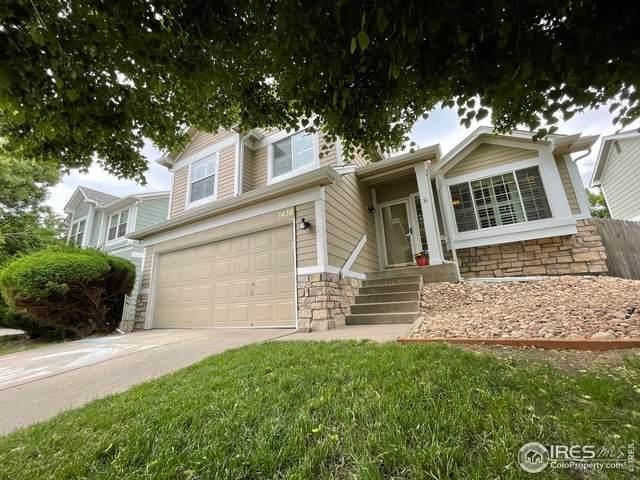 1438 Marigold Dr, Lafayette, CO 80026 (MLS #943318) :: Colorado Home Finder Realty