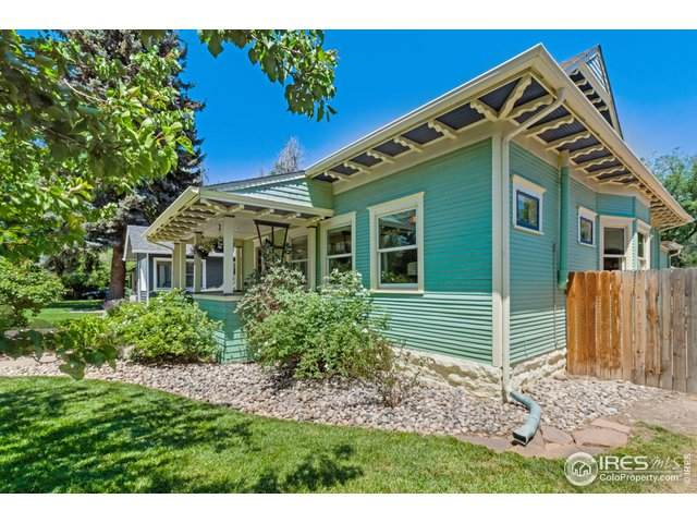 220 N Shields St, Fort Collins, CO 80521 (#943325) :: The Margolis Team