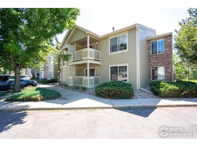 1225 W Prospect Rd #92, Fort Collins, CO 80526 (MLS #943326) :: Jenn Porter Group