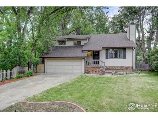 1601 Westview Ave, Fort Collins, CO 80521 (MLS #943330) :: Colorado Home Finder Realty