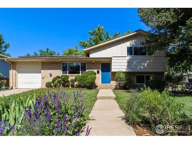 3675 Cloverleaf Dr, Boulder, CO 80304 (MLS #943332) :: Downtown Real Estate Partners