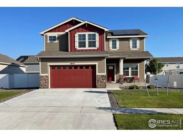 8653 16th St Rd, Greeley, CO 80634 (MLS #943337) :: Wheelhouse Realty