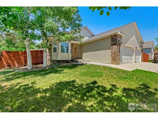 3409 Santa Fe Ave, Evans, CO 80620 (#943348) :: The Griffith Home Team