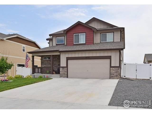 8732 15th St Rd, Greeley, CO 80634 (MLS #943355) :: Wheelhouse Realty
