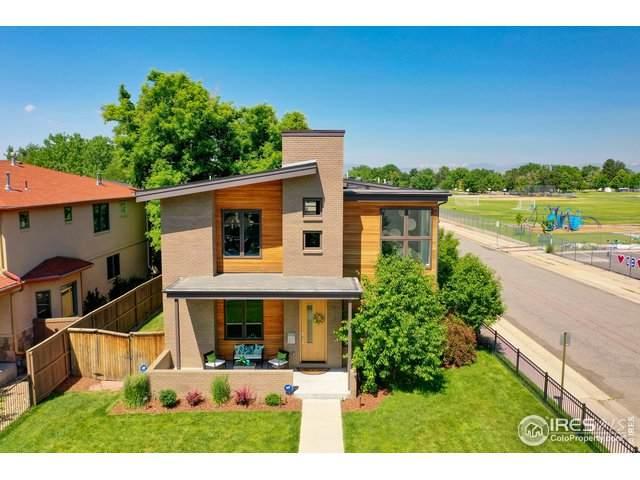 1601 S Monroe St, Denver, CO 80210 (MLS #943363) :: 8z Real Estate
