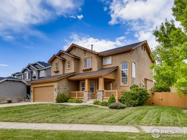 545 Munoz Ct, Erie, CO 80516 (MLS #943365) :: Downtown Real Estate Partners