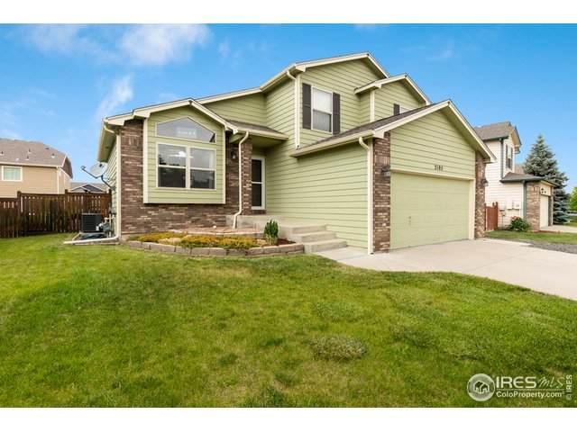 2105 74th Ave, Greeley, CO 80634 (MLS #943376) :: Wheelhouse Realty