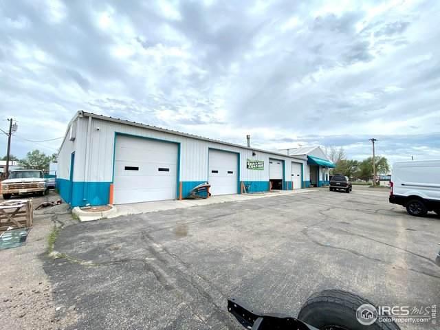 540 S Lincoln Ave, Loveland, CO 80537 (MLS #943379) :: Jenn Porter Group