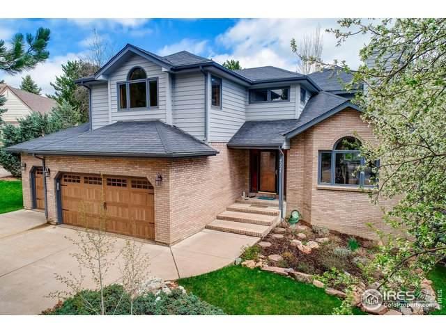 4221 Birdie Ct, Longmont, CO 80503 (MLS #943390) :: Downtown Real Estate Partners