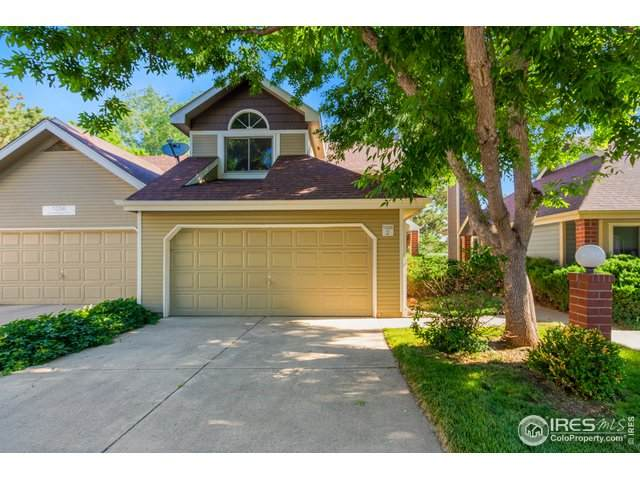 1056 Cunningham Dr #2, Fort Collins, CO 80526 (MLS #943394) :: Wheelhouse Realty